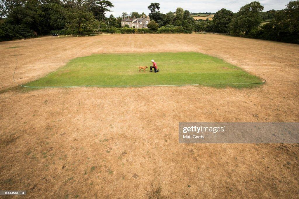 Hosepipe Ban Looms In Drought-hit Britain