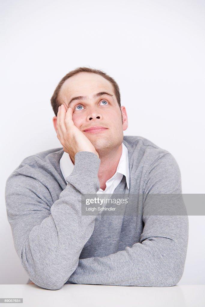 Man Poses : Bildbanksbilder