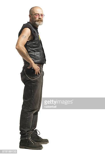 Man posing with hand on hip
