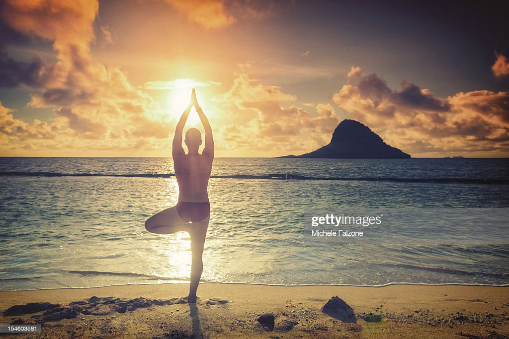 Yoga: A balance of dark and light