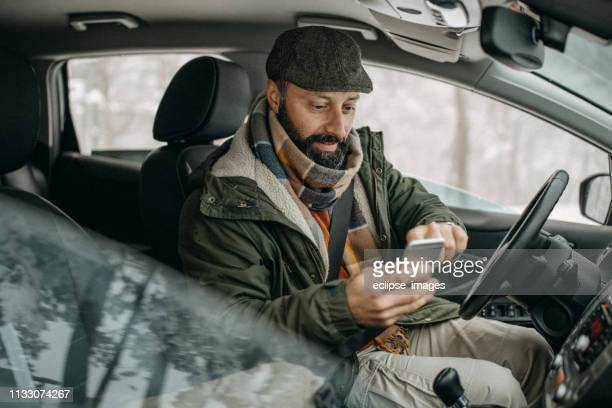 man preparing to take photo - photo messaging stock pictures, royalty-free photos & images