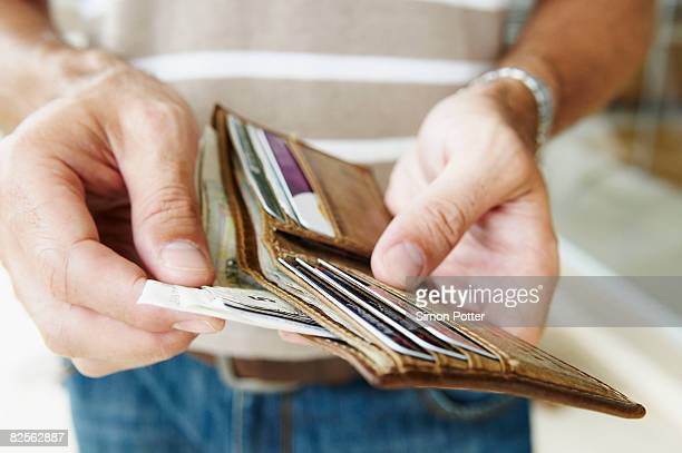 wallet stock photos and pictures getty images