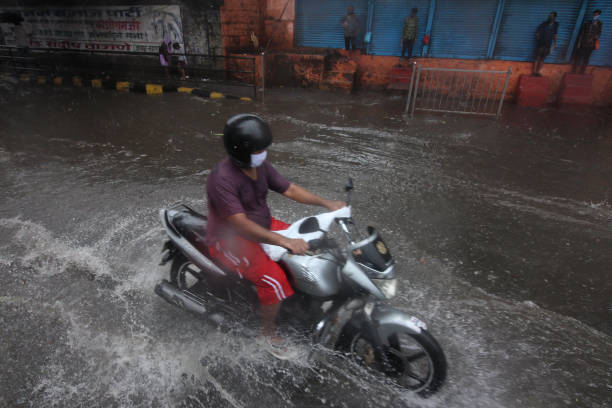 IND: Monsoon Rains in India