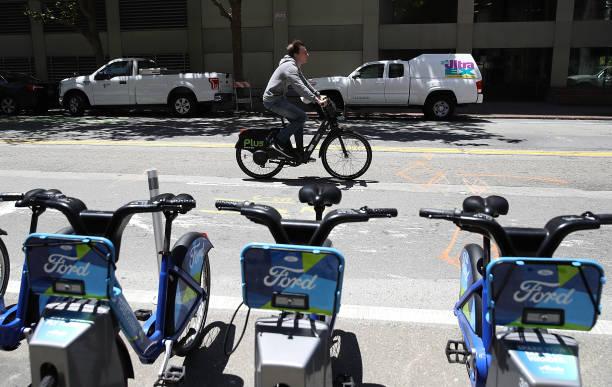 Fotos Und Bilder Von Uber And Lyft Both Bidding For Bike