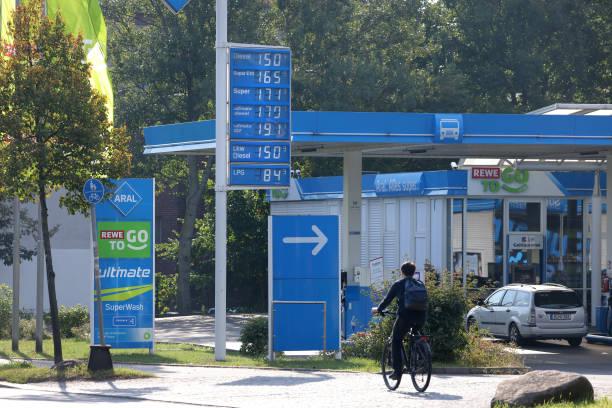 DEU: Energy Prices Rising Nationwide