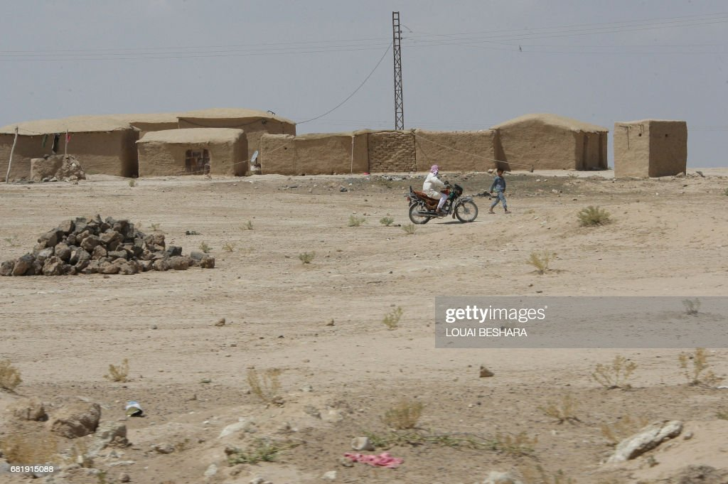 SYRIA-AGRICULTURE-DROUGHT : News Photo