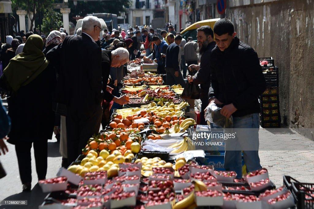 ALGERIA-DAILYLIFE : News Photo