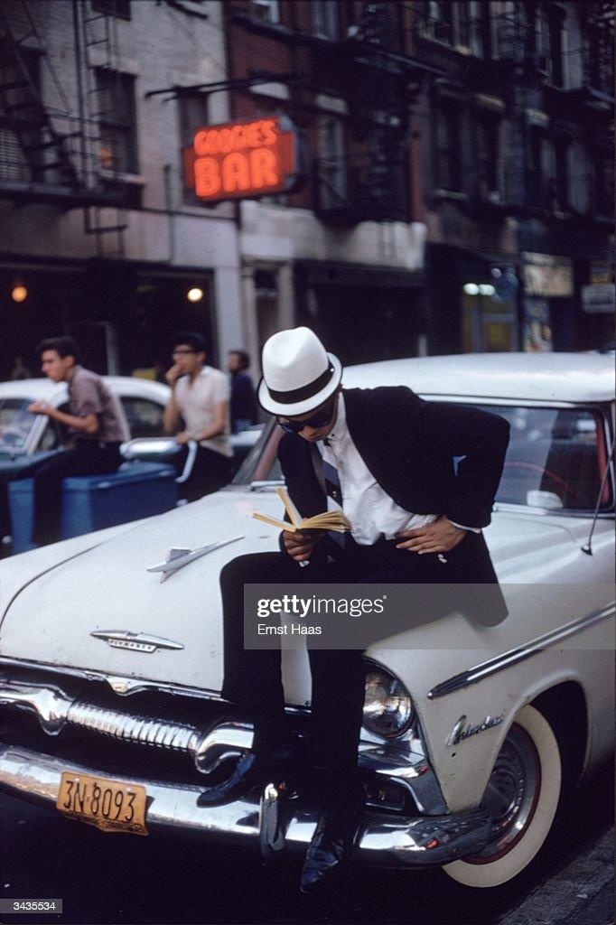 Car Reader : News Photo