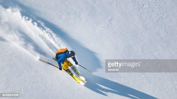 Mann Alpin