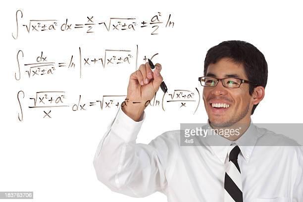 代数式の方程式を解決する