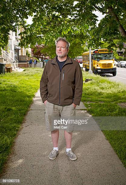 man standing on sidewalk - cream colored shoe stock pictures, royalty-free photos & images