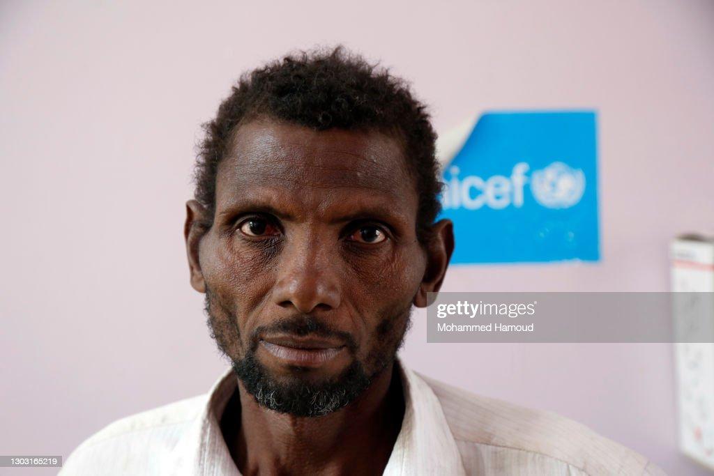 Famine Threatening Increase In Yemen : News Photo