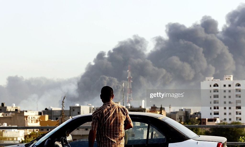 LIBYA-POLITICS-UNREST : Foto jornalística