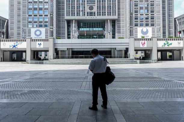 JPN: Olympic Venues As Tokyo Ends Virus Emergency A Month Before Games