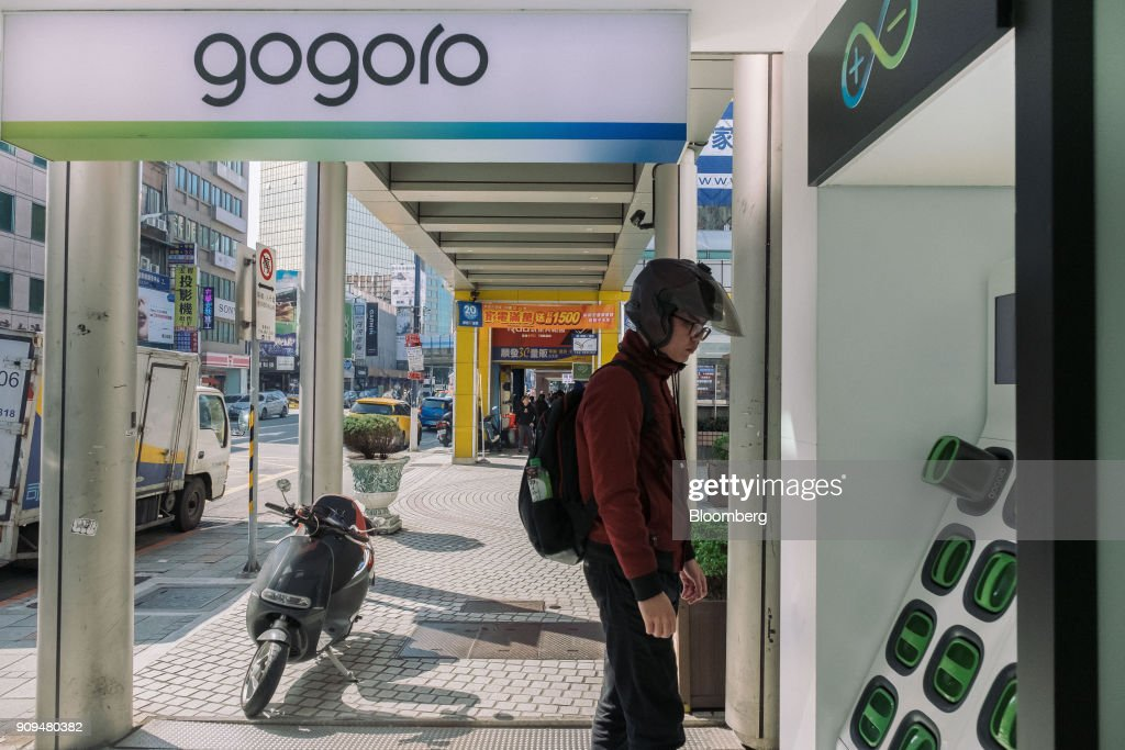 Inside A Gogoro Inc. Global Experience Center and Interview With CEO Horace Luke