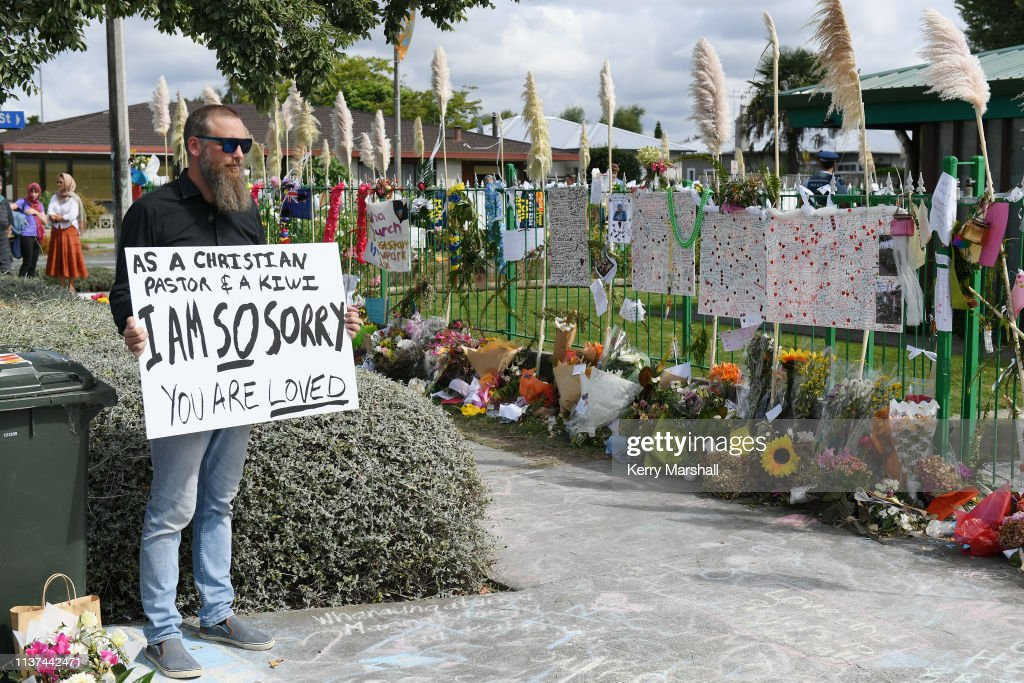 UNS: People Attend Friday Prayers One Week On From Christchurch Terror Attack