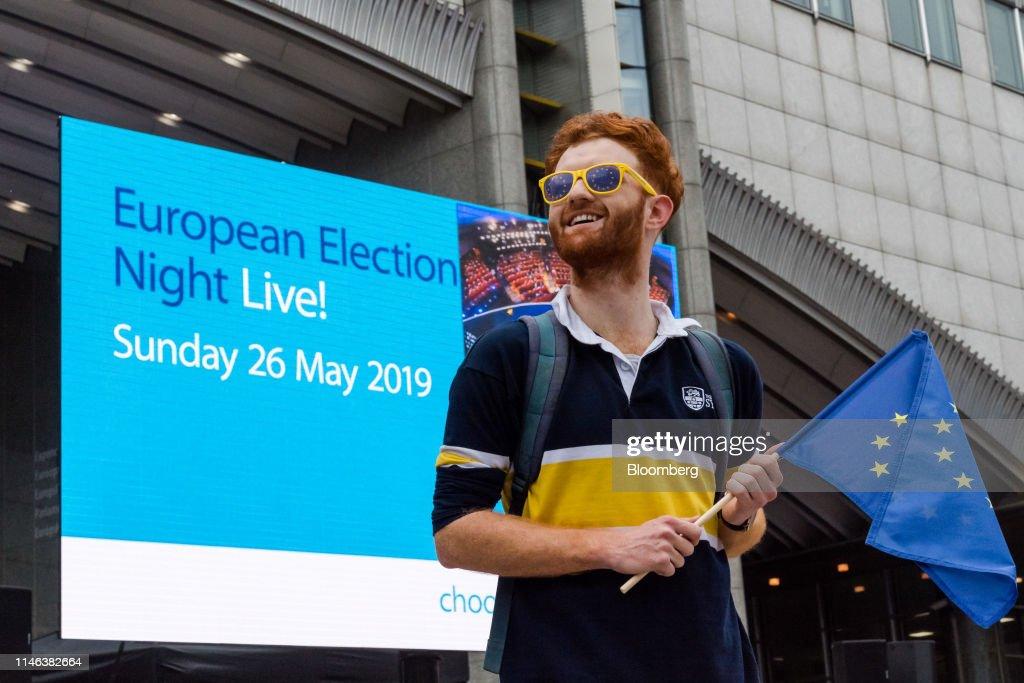 BEL: Reactions as European Parliament Makes EU Vote Announcements