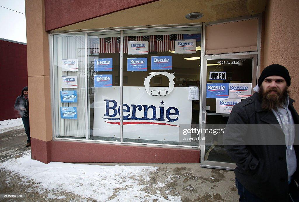 The First Battleground For The 2016 Presidential Nomination : Fotografía de noticias