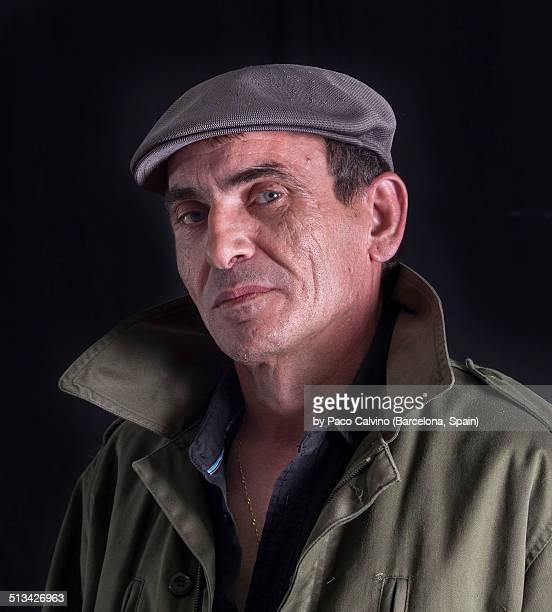 man staring at the camera - cornella de llobregat stock pictures, royalty-free photos & images