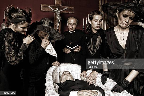 man stealing the dead. - lying in state stock pictures, royalty-free photos & images