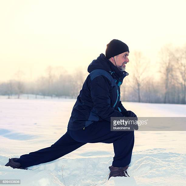 Mann stretching