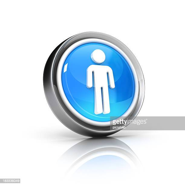 Man Symbol Icon