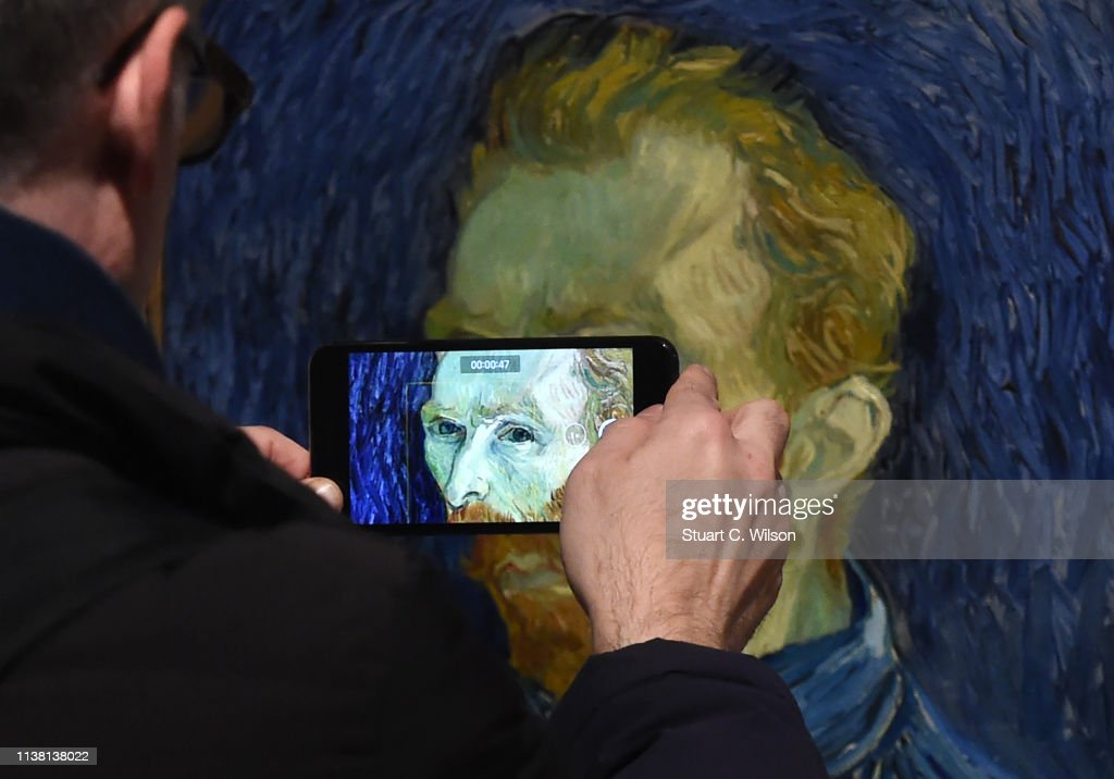 GBR: The EY Exhibition: Van Gogh And Britain Opens At The Tate Britain