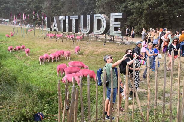 GBR: Latitude Festival 2021