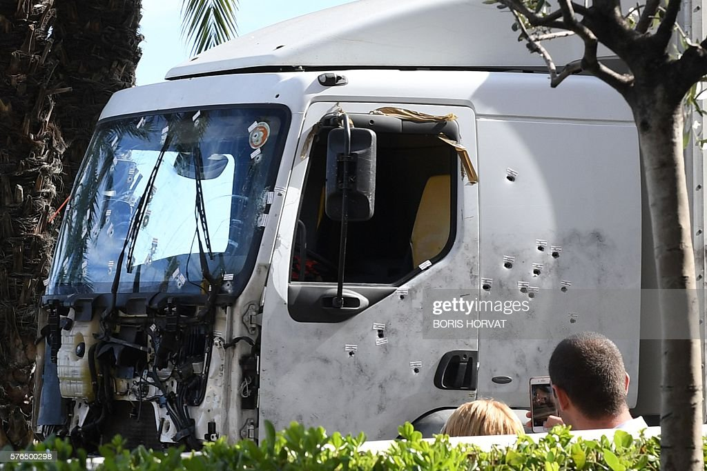 FRANCE-ATTACK : News Photo