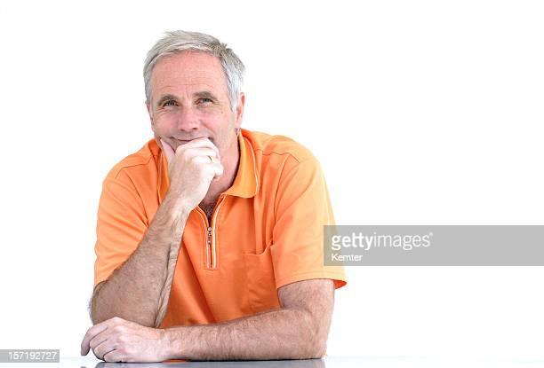mann denken - aktmodell mann stock-fotos und bilder