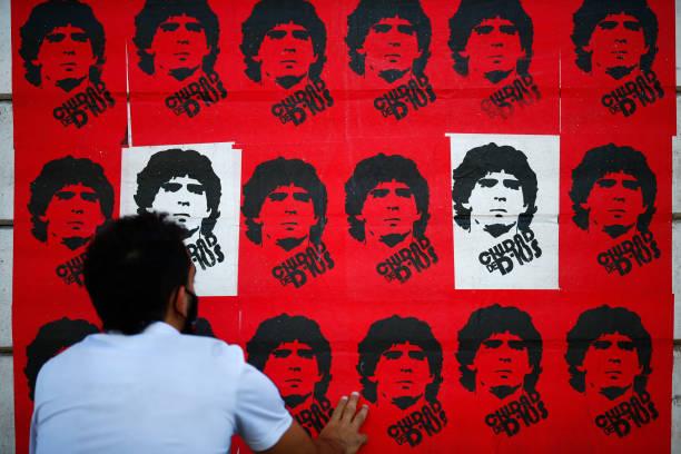 ARG: After Maradona's Death, Argentinians Miss Their Greatest Sports Idol