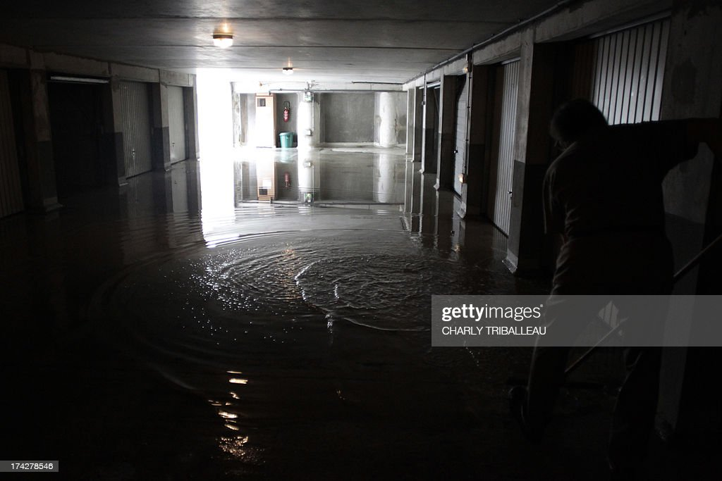 FRANCE-FLOOD : News Photo