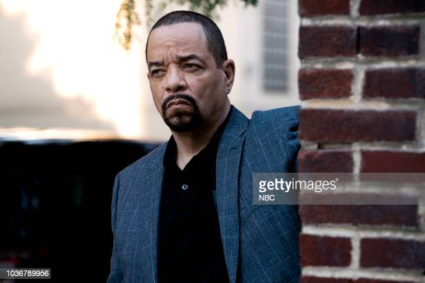 """Man Up"""" Episode 2001 -- Pictured: Ice T as Odafin """"Fin"""" Tutuola --"""