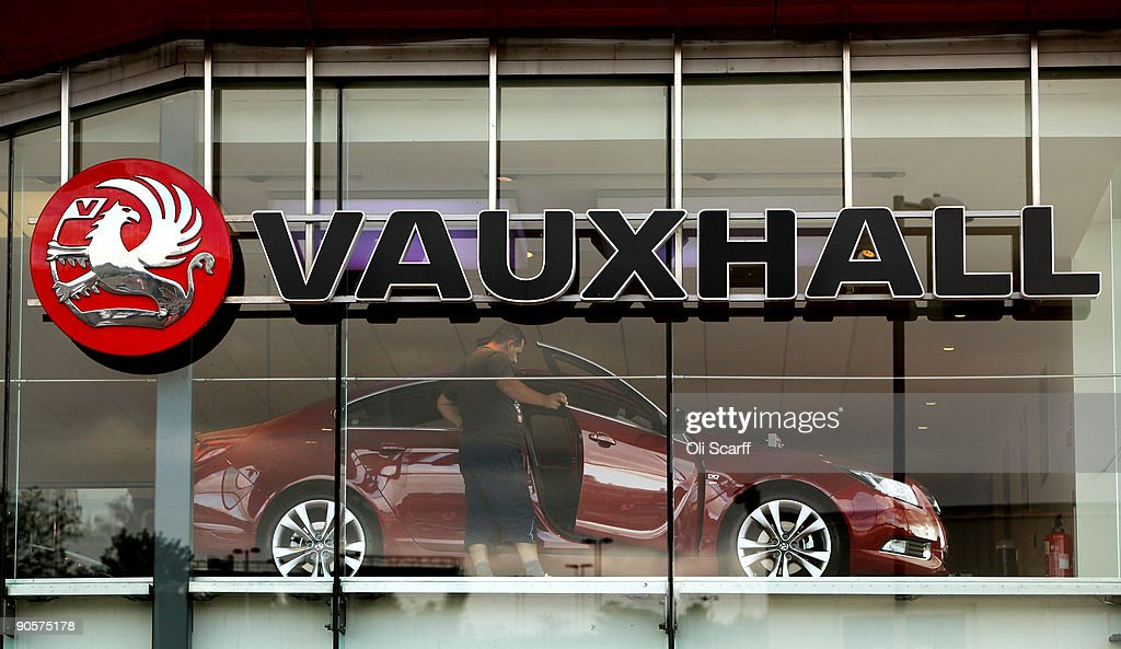 General Motors To Sell Vauxhall & Opel To Car Parts Manufacturor ...