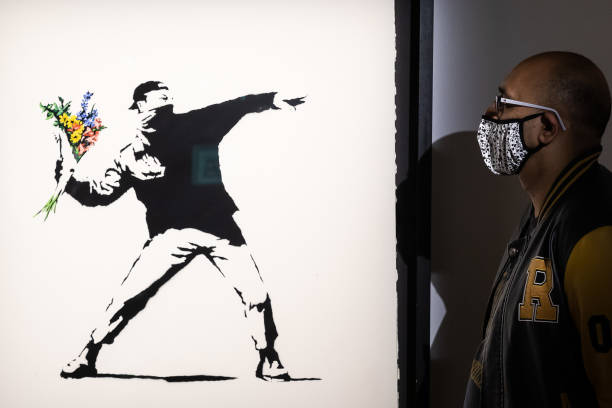 """GBR: """"The Art Of Banksy"""" - Press Preview"""