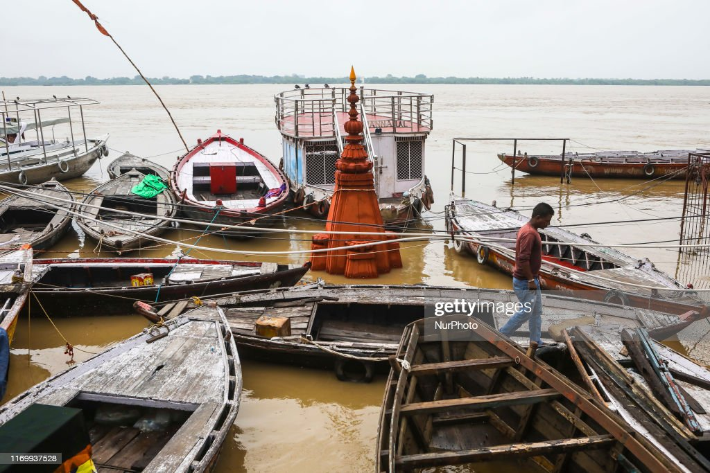 Monsoon Rain In India : News Photo