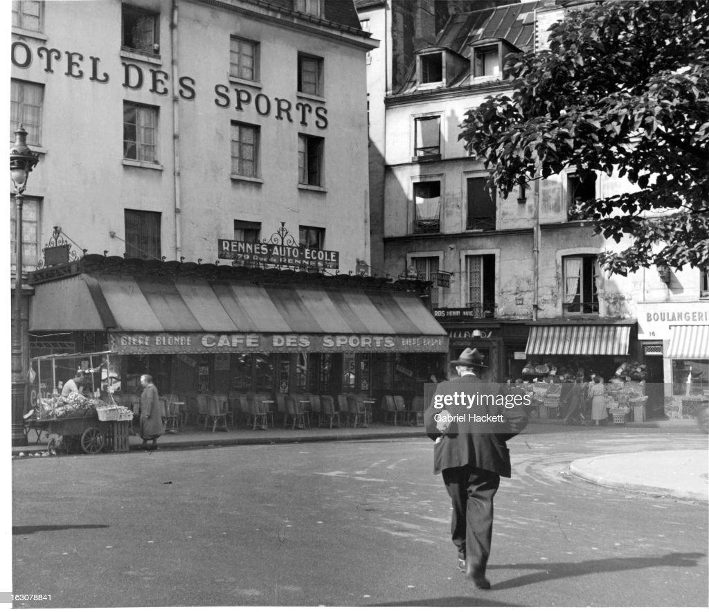 Place De La Contrescarpe In Paris, France : News Photo