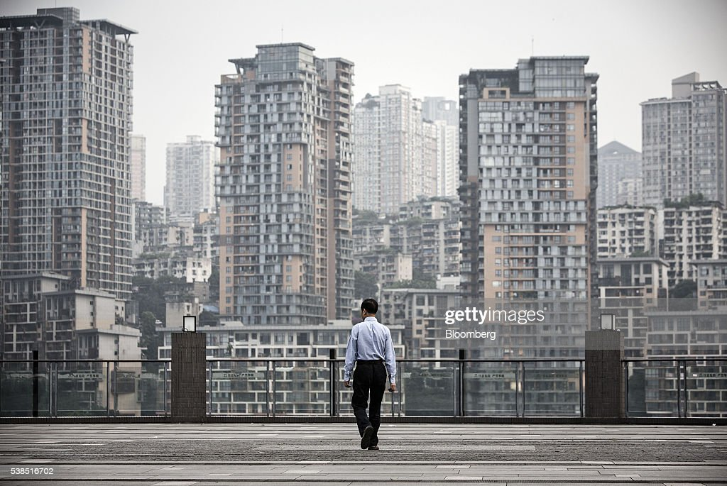 General Views Of Chongqing, China's Fastest Growing Region : News Photo