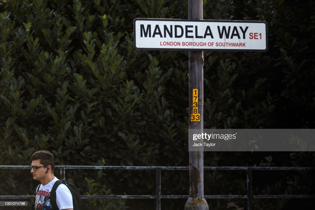 London's Architectural Tributes To Nelson Mandela