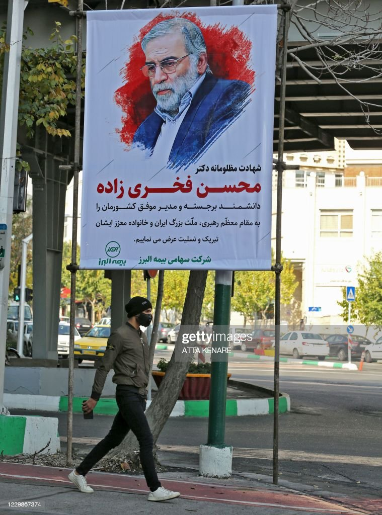 IRAN-NUCLEAR-ATTACK-FUNERAL : Nieuwsfoto's