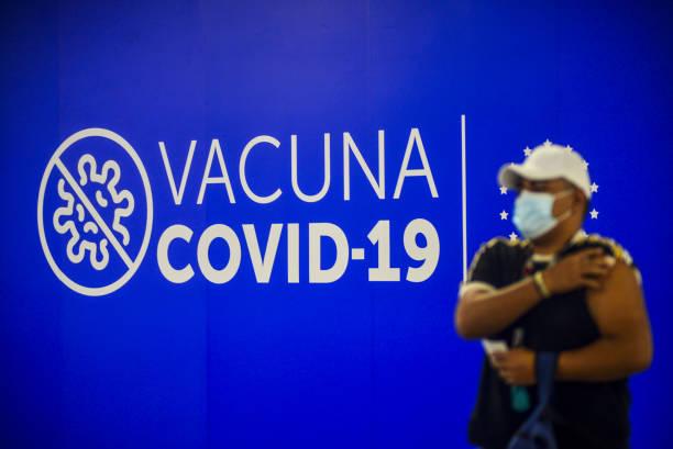 SLV: El Salvador Continues Vaccination Plan Against Covid-19