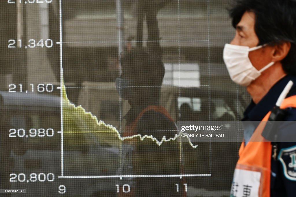 JPN: Tokyo's Nikkei dives more than 3 percent