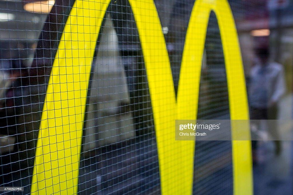 McDonald's Japan Forecast Wider Loss : News Photo
