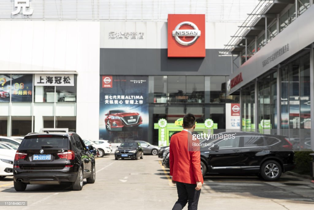 CHN: Nissan Is Said to Cut China Sales Outlook as Market Sputters