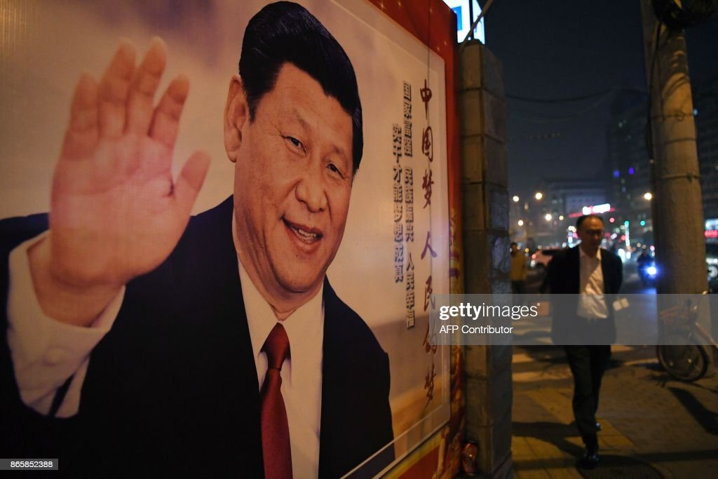 CHINA-POLITICS-CONGRESS : Foto di attualità