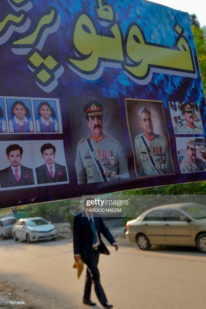 PAKISTAN-POLITICS-ARMY : Photo d'actualité