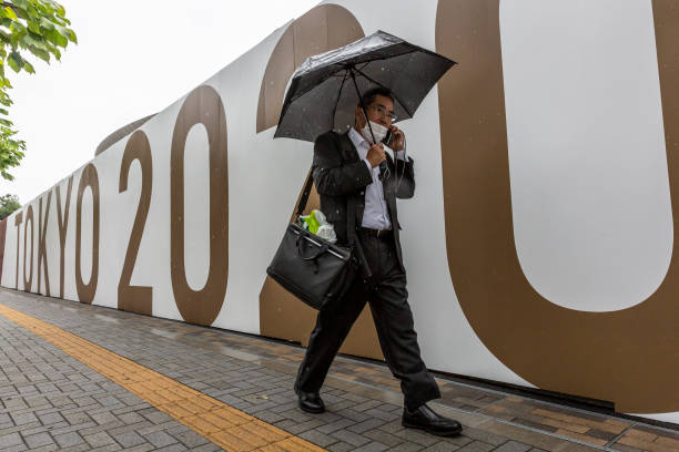 JPN: Around Tokyo Olympics - Day 4