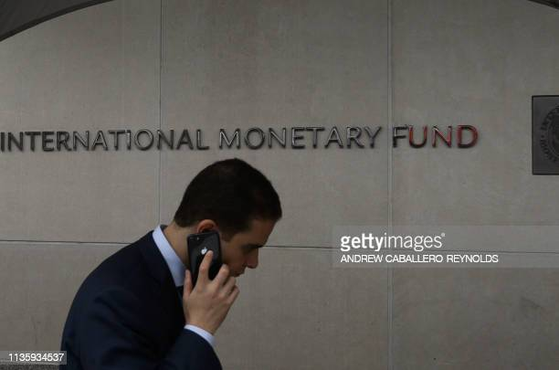 60 Top Spring Meetings Of The International Monetary Fund