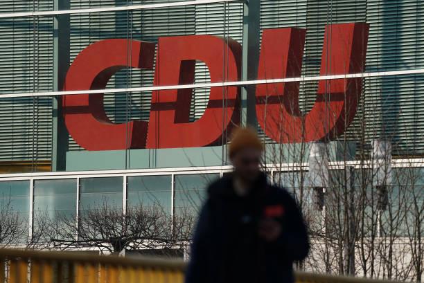 DEU: Chancellor Question Swirls As CDU And CSU Convene Separately