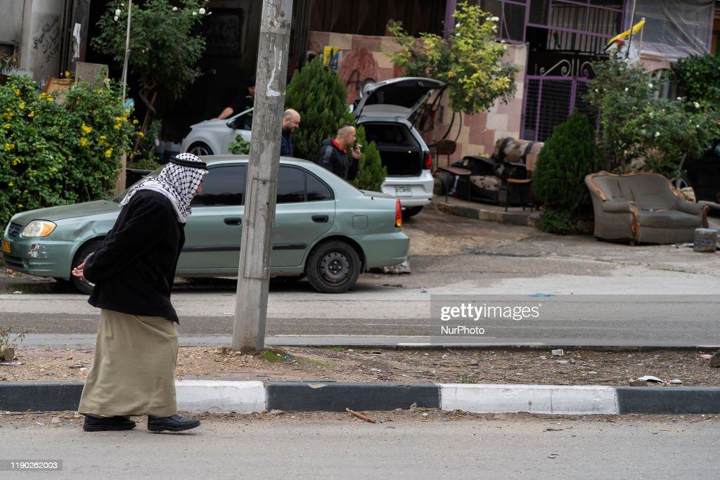 Daily Life In Nablus : News Photo